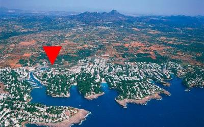 722617 - Land For sale in Cala d´Or Marina, Santanyí, Mallorca, Baleares, Spain